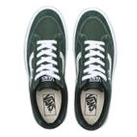 【VANS】 ヴァンズ ブーツスニーカー WORKER BEE LO V2552LO MB 16SP WHITE 5476100001015