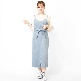 back ribbon rompers〜 バックリボンロンパース 305150239 ロンパース