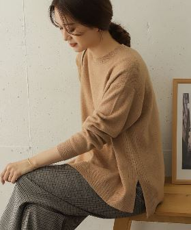 トップス / ニット|BY MALENE BIRGER KNIT[17AWU-AMINIS]|URBAN RESEARCH ONLINE STORE 17AWU-AMINIS